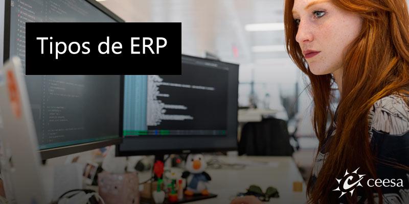 Tipos de ERPs