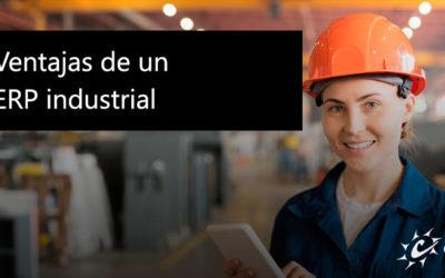 Ventajas del ERP industrial