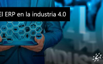 El ERP en la industria 4.0